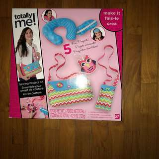 Sewing Kit Project For Kids