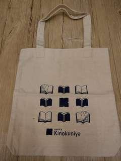 🚚 Kinokuniya 環保袋