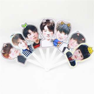 JUNGKOOK KAWAII HAND FAN
