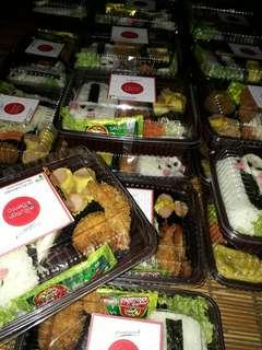 Bento Box Rumahbento.id Untuk Acara Pesta Catering Dan Ulang Tahun
