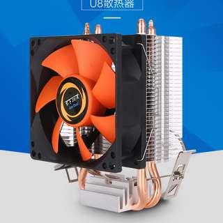 CPU FAN HEAT SINK for Intel i7 i5 i3 Celeron PEntium AMD Semprom Athlon Phenom A APU