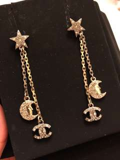 Chanel earrings 2017 Summer