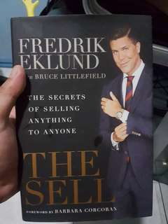 Book for sale - The Sell