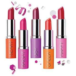 Clinique lipstick (Merry & Joy)