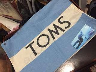 Toms 麻布鞋袋 環保