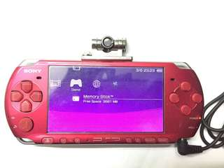 PSP 3006 come with camera 1.3MP