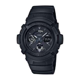 only hk$519, 100% new CASIO G-SHOCK AW-591BB-1AJF MENS JAPAN IMPORT Watch