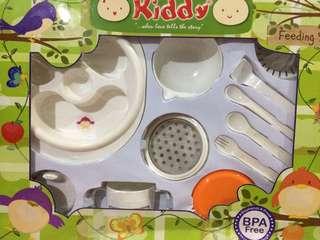 Feeding set KIDDY
