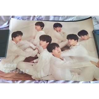 Price down!! Posters: BTS Tear album (Preorder benefit)