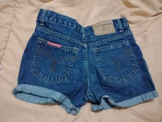Club R Jeans Maong Short Size 27