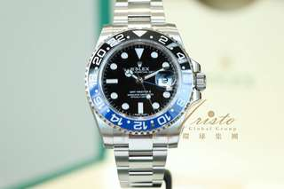 Rolex 116710Blnr 藍黑