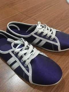 Solemate Purple Sneakers