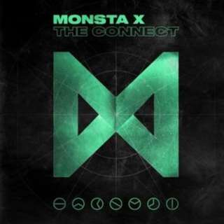 (4-album set Sealed) Monsta X ' The Connect : Dejavu ' Album