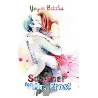 Ebook Summer for Mr. Frost - Yuyun Betalia