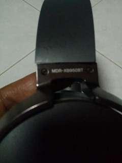 Sony bluetooth headphone mdr-xb959bt