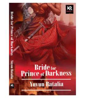 Ebook BRIDE FOR PRINCE OF DARKNESS - Yuyun Betalia
