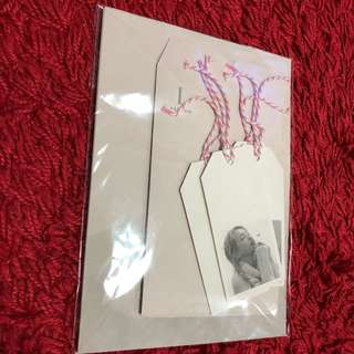 Taeyeon Letter Paper Set