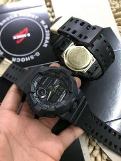 GA-700 GSHOCK ANNIVERSARY EDITION WATCH