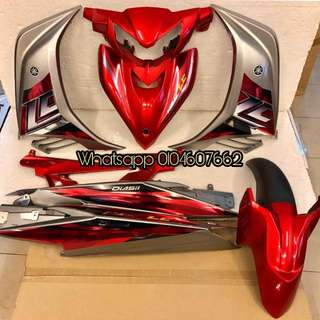 YAMAHA LC135 V1, V2, V3 V4 NEW DESIGN COVERSET