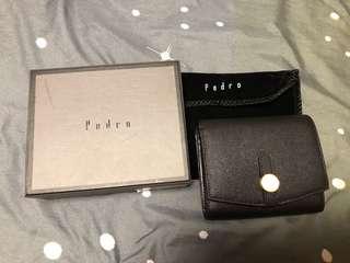 BNIB Pedro Wallet bi-fold genuine leather