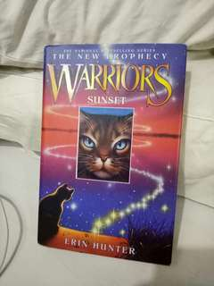 Warriors: The New Prophecy – Book Six: Sunset