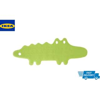 IKEA PATRULL Bathtub, crocodile green