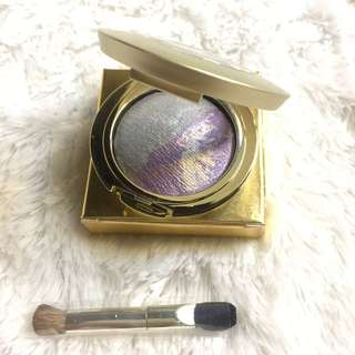 Amaranthine baked powder eye shadow divine Violet Zircon
