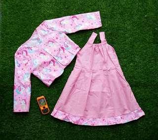 Dress / Tunik Anak Lucu