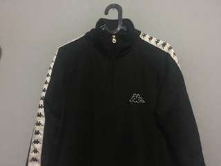 Kappa Banda Jacket Black