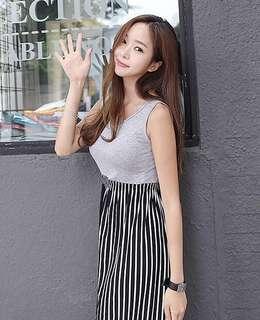 🚚 韓國背心洋裝