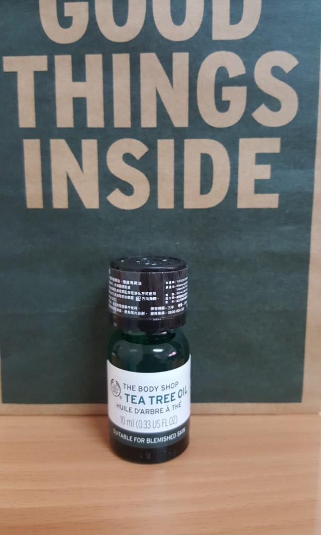 美體小舖茶樹精油