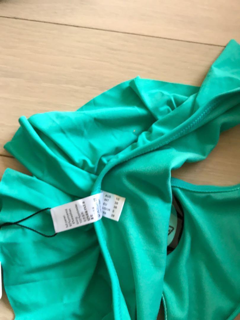 💌包平郵:全新 D70鋼托push up bikini套裝