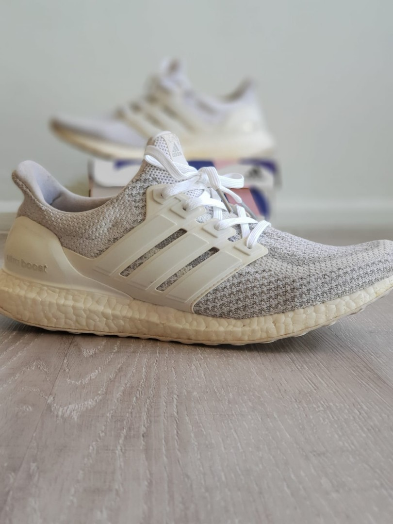 ccf3d7481 Adidas Ultra Boost 3m Triple White 2.0 LTD Reflective