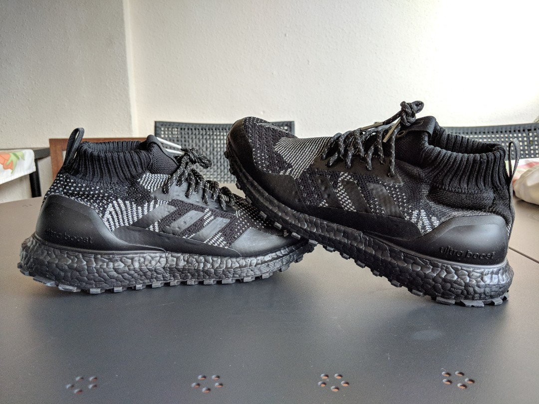 2c2868bed0e31 Adidas x Kith x Nonnative Trail Ultra Boost