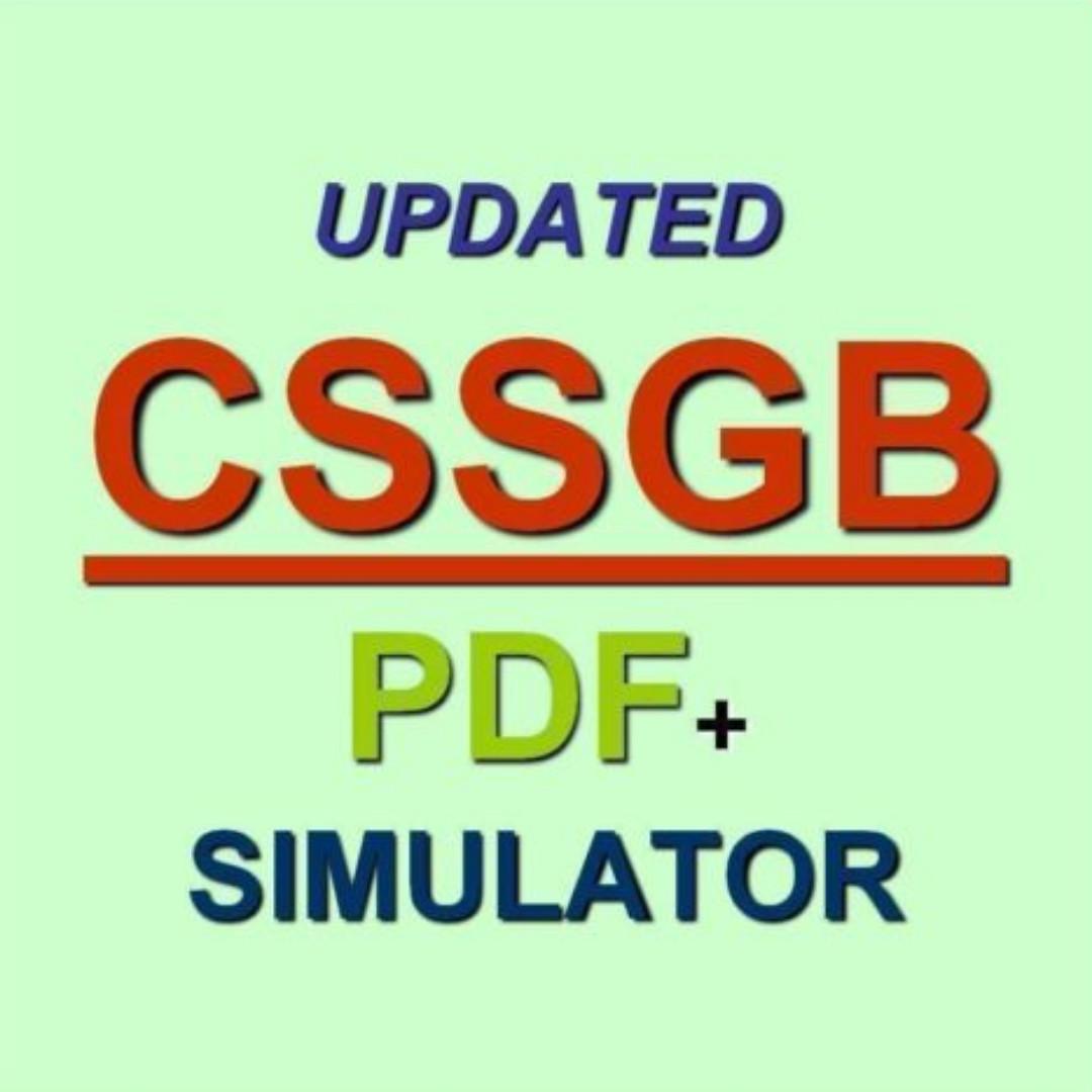 Asq Certified Six Sigma Green Belt Test Cssgb Exam Qa Pdfsimulator