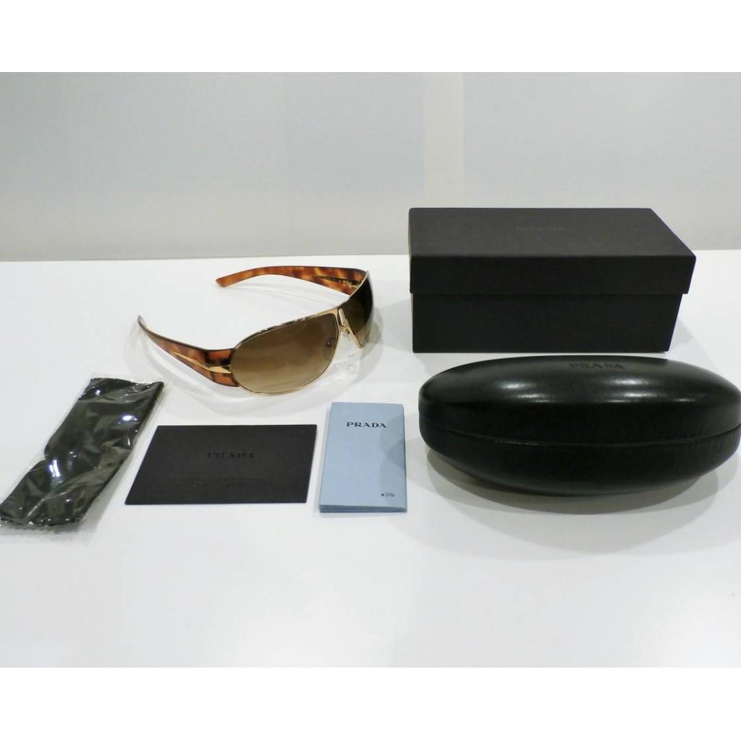 e29839ecb1183 Authentic Prada sunglasses SPR 60 H 5 AK - 6 S 1
