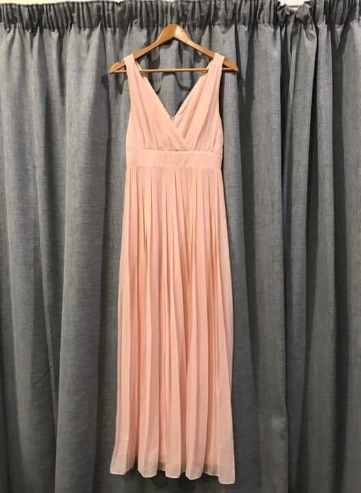 Blush Ball Dress! 💋
