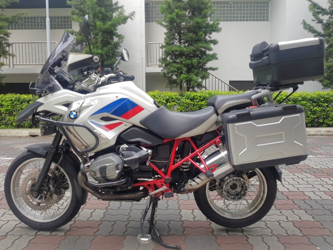 Reserved Bmw R1200gs Rallye 2012 Price Reduced Motorcycles Motorcycles For Sale Class 2 On Carousell