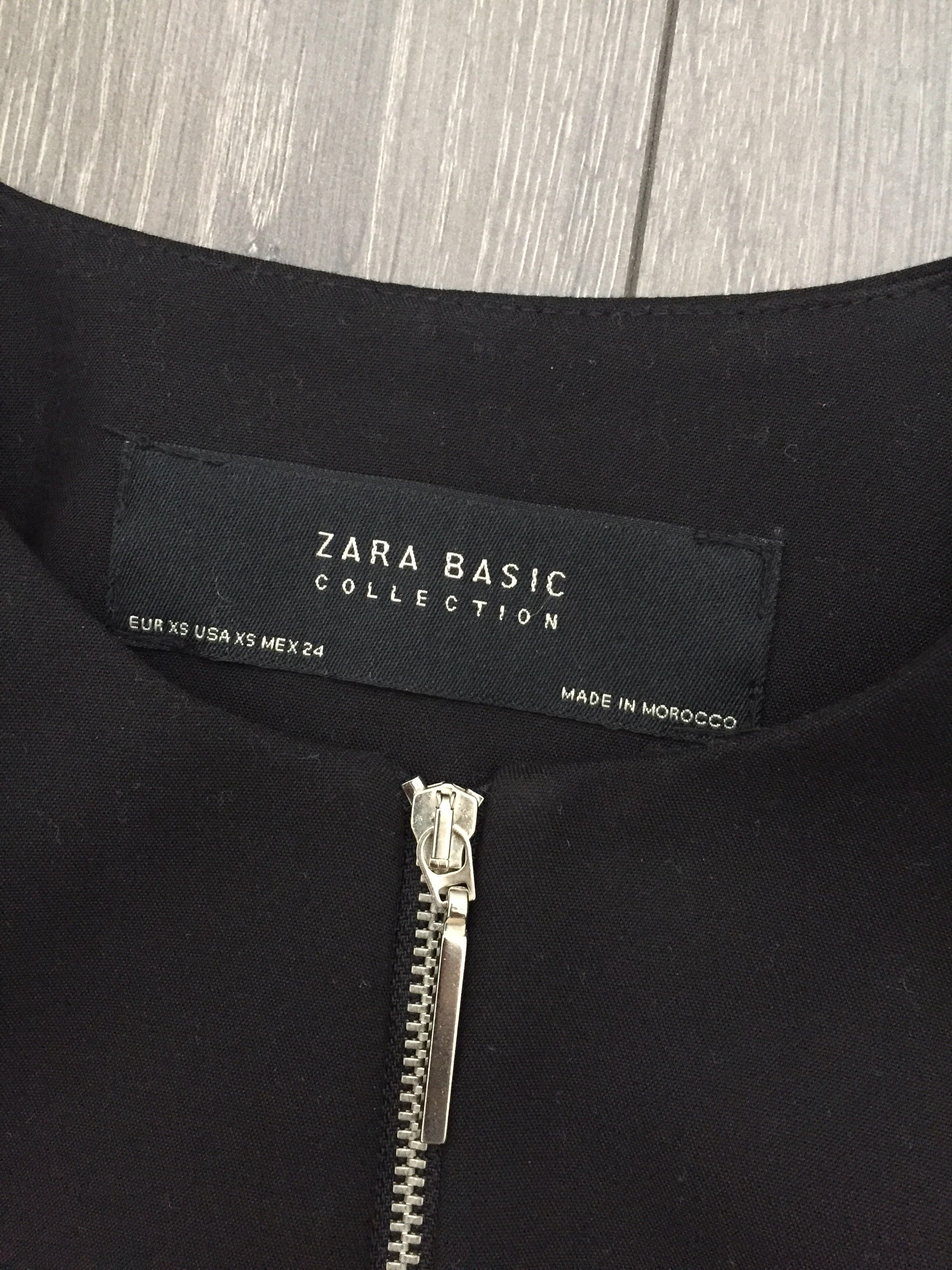 9d960bb7 Brand New Zara Puff Sleeves Coat Black Size XS, Women's Fashion, Clothes,  Outerwear on Carousell