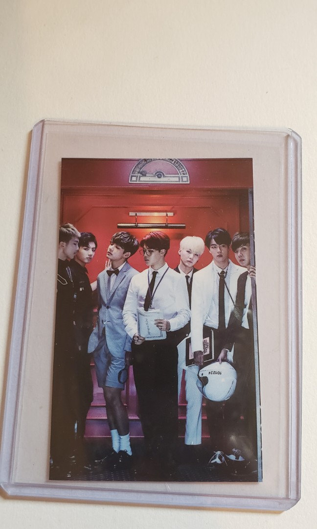 bts group limited edition dope photocard from young forever album 1527979981 d6b46c8b