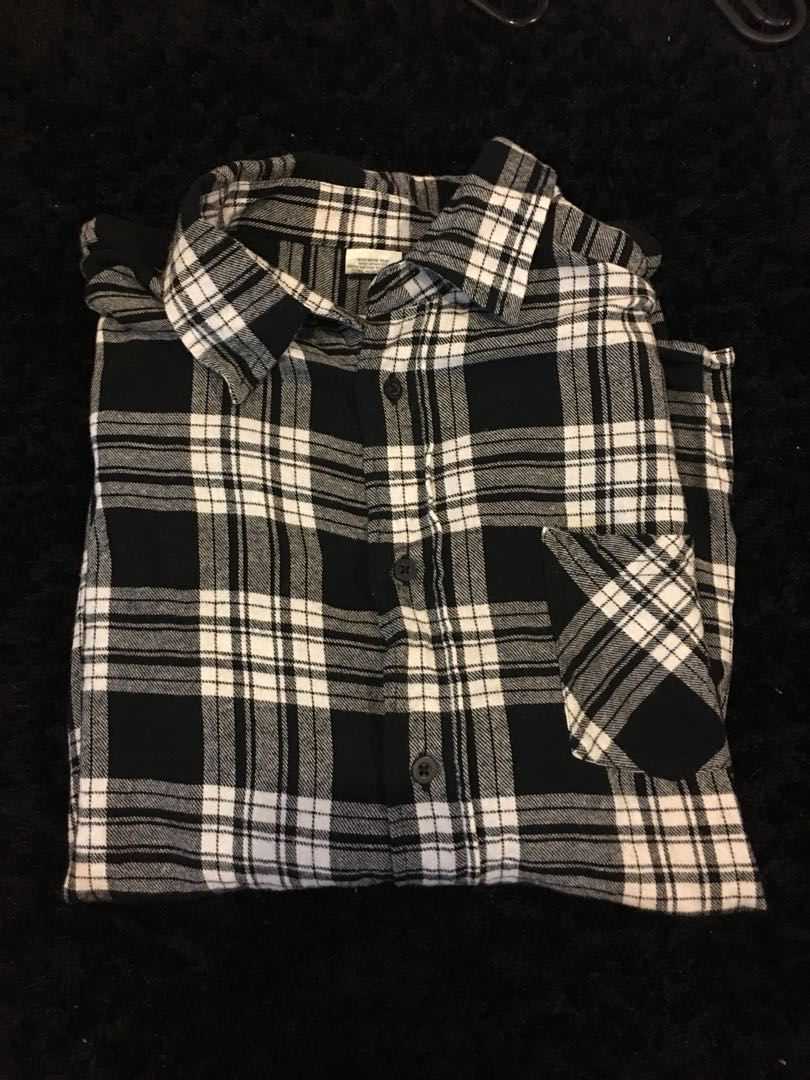 Checkered Shirt 👔