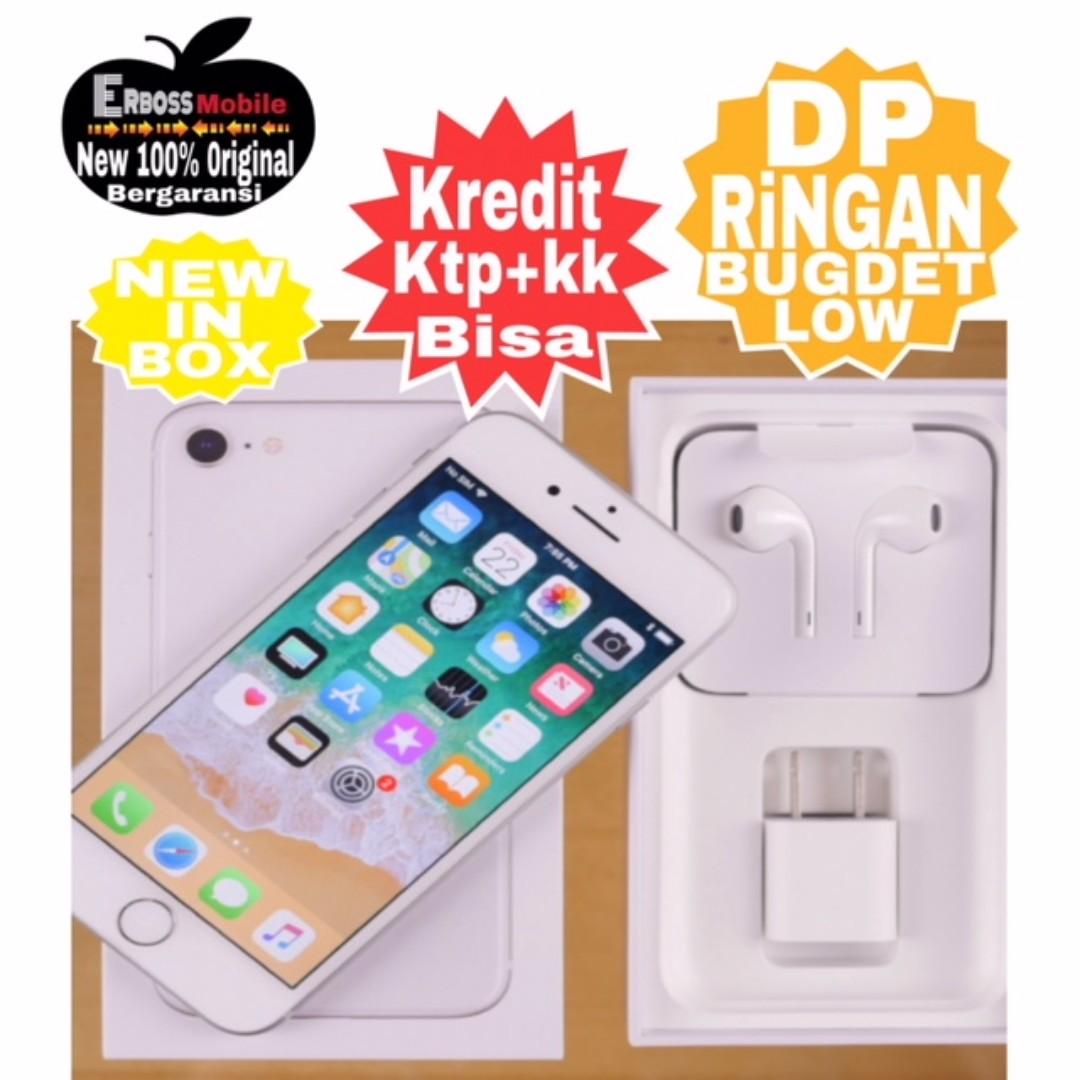 Cicilan Apple iPhone 8 64GB New Original - Call/Wa ;081905288895
