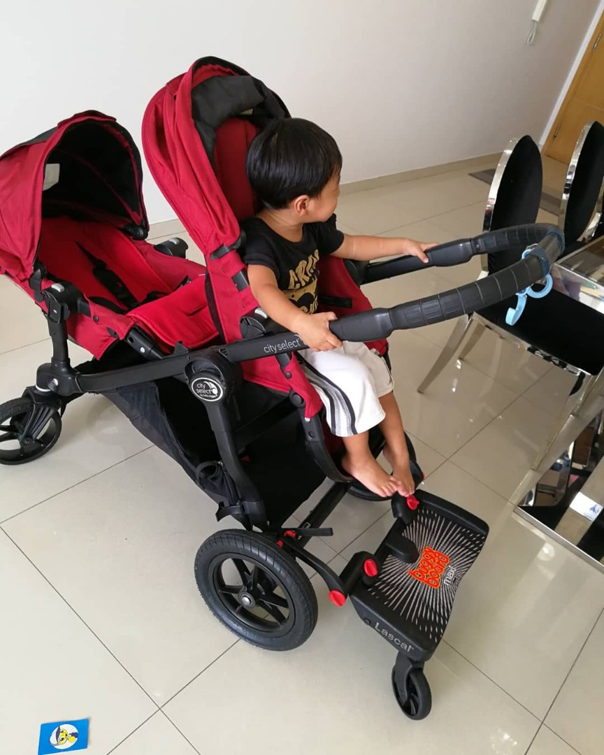 City Select Strollers Maxi Cosey Buggy Board Adapters