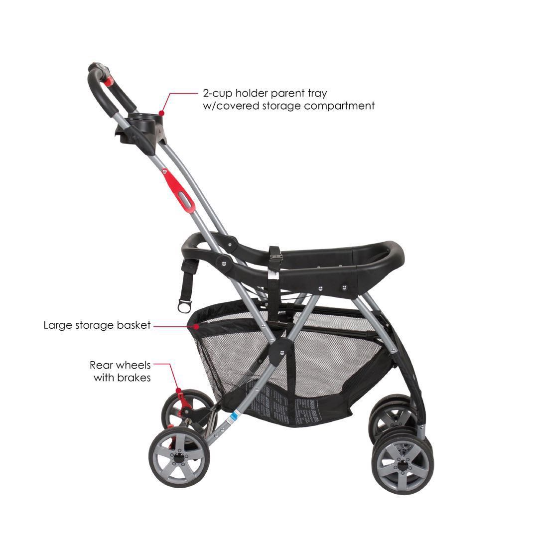 Clearing Babytrend Snap N Go Single Universal Stroller