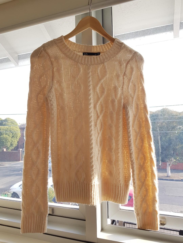 Crew neck sweater xs