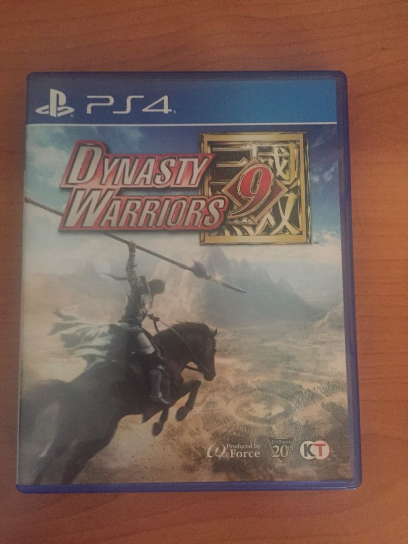 Dynasty Warrior 9 Ps4 Toys Games Video Gaming On Game Romance Of The Three Kingdoms Xiii Reg 3 Photo
