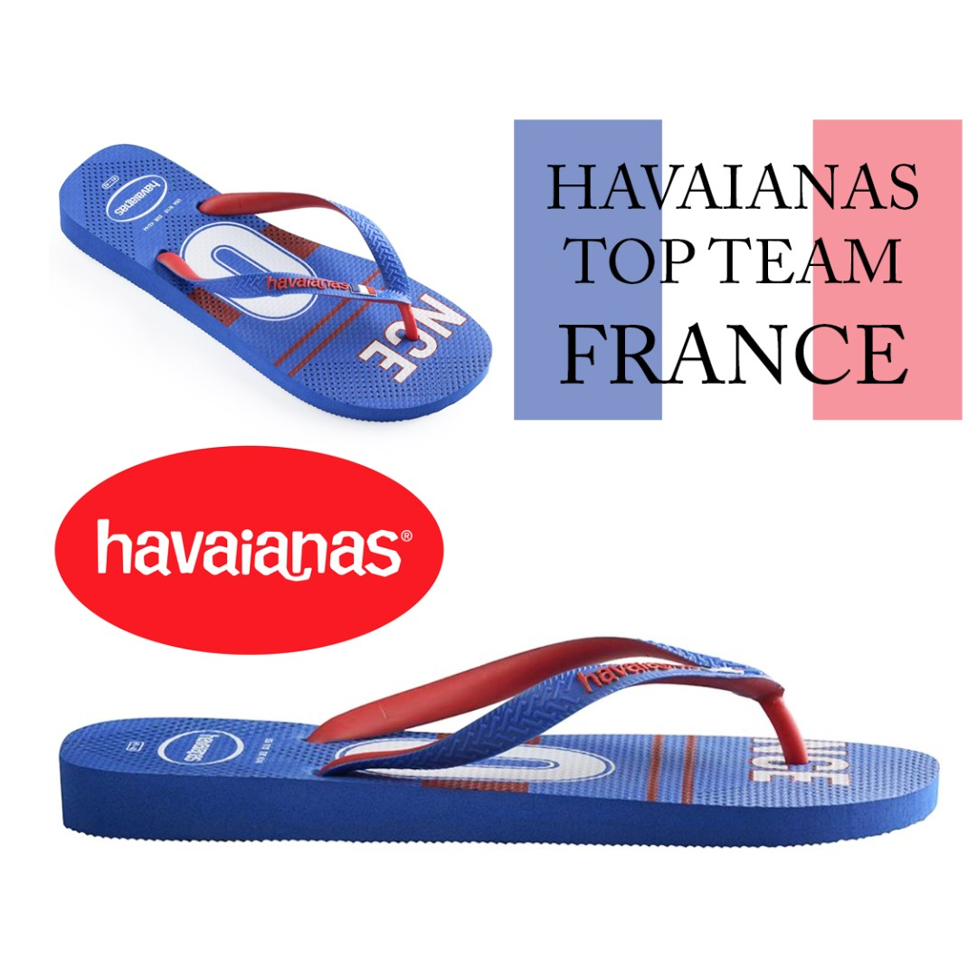 09f29919a73d HAVAIANAS 2018 RUSSIA WC SERIES FRANCE