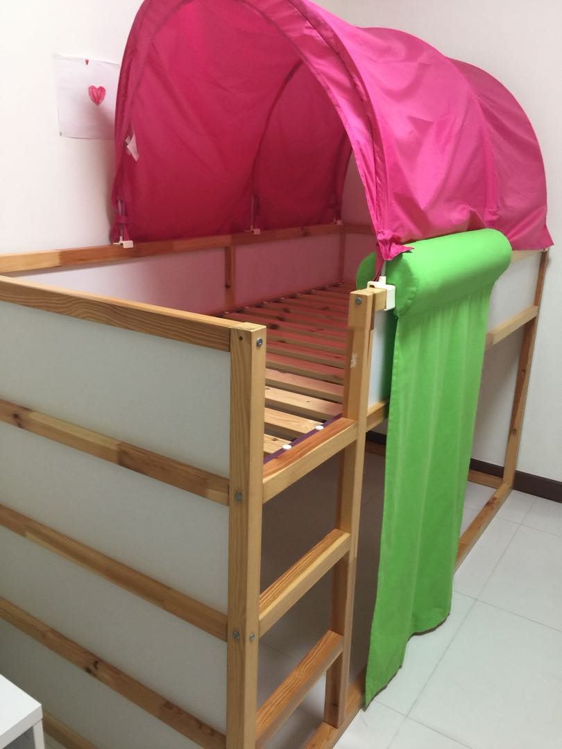 Ikea Children S Bed Furniture Beds Mattresses On Carousell