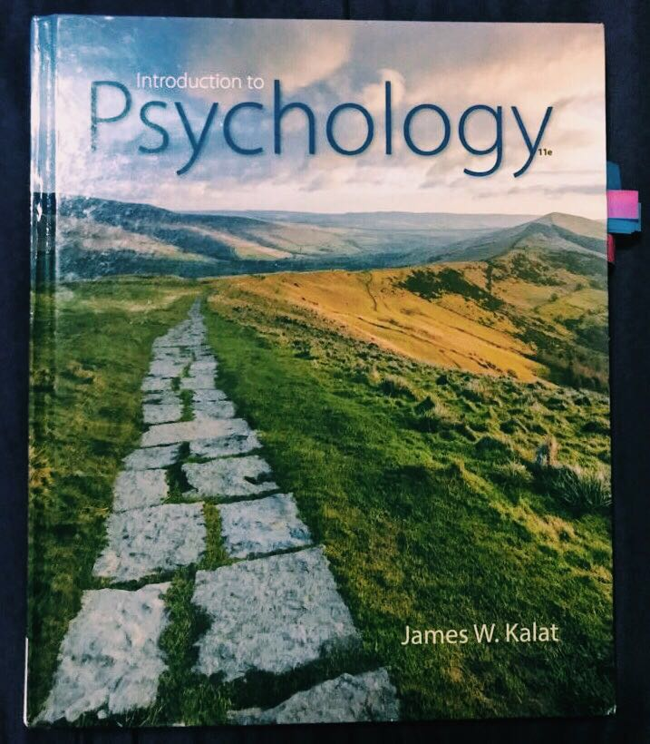 Introduction to psychology james kalat 11th edition books photo photo photo fandeluxe Image collections