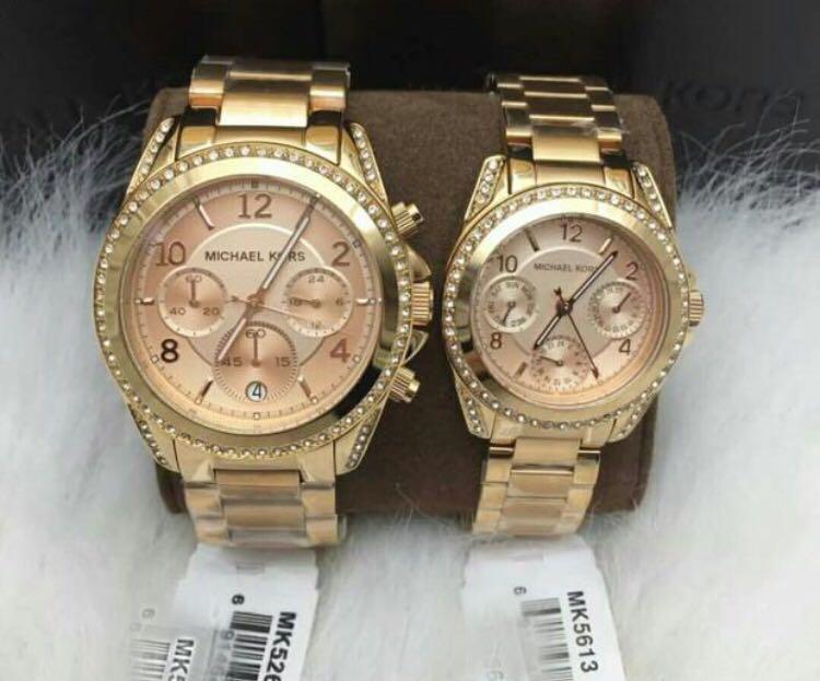 1de3c213ce7 Michael Kors Couple Watch